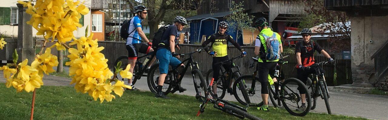 Gantrisch Biking